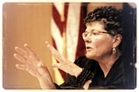 Hon. Mary Morgan (Ret.) will receive the Pride Law Fund Trailblazer award