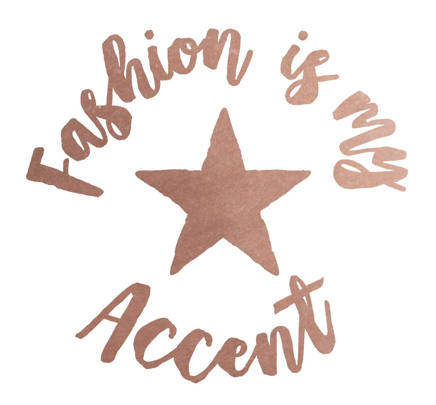 Fashion is My Accent