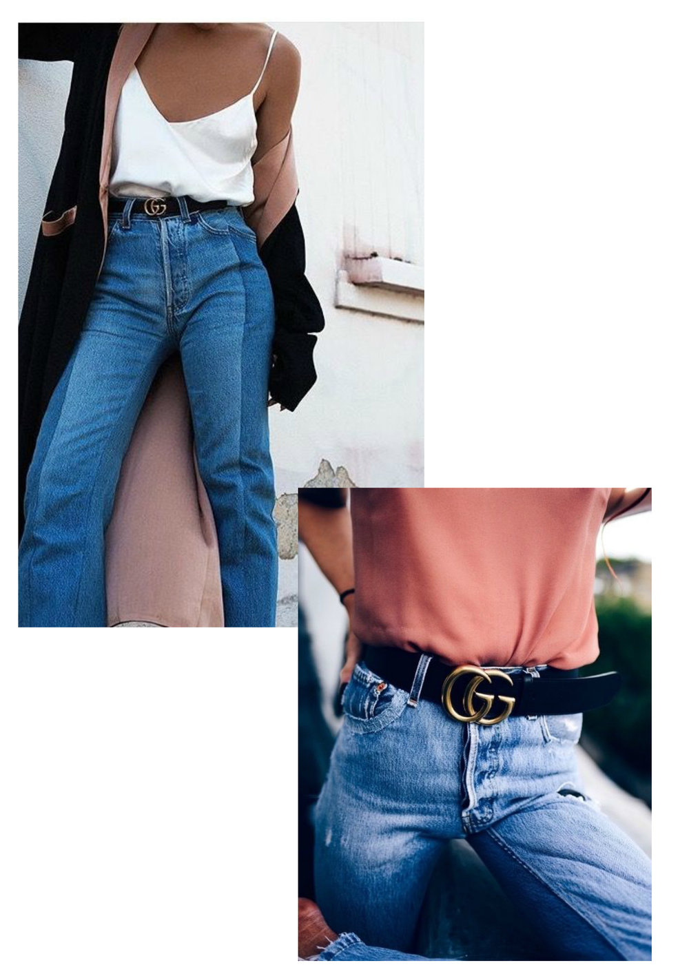 22cc67261 Wear it with denim shorts and a tee shirt and you're good to go. Here are  some of my favorite styling inspirations with the belt, hope you enjoy!