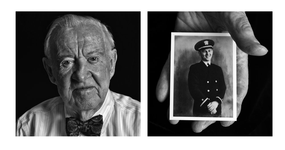 Supreme Court Justice John Paul Stevens Navy Intelligence and Communications Pearl Harbor