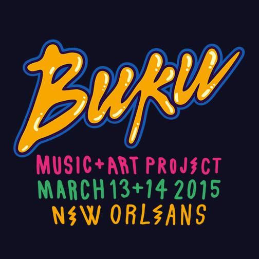 BUKU<br>Music & Art<br>Project