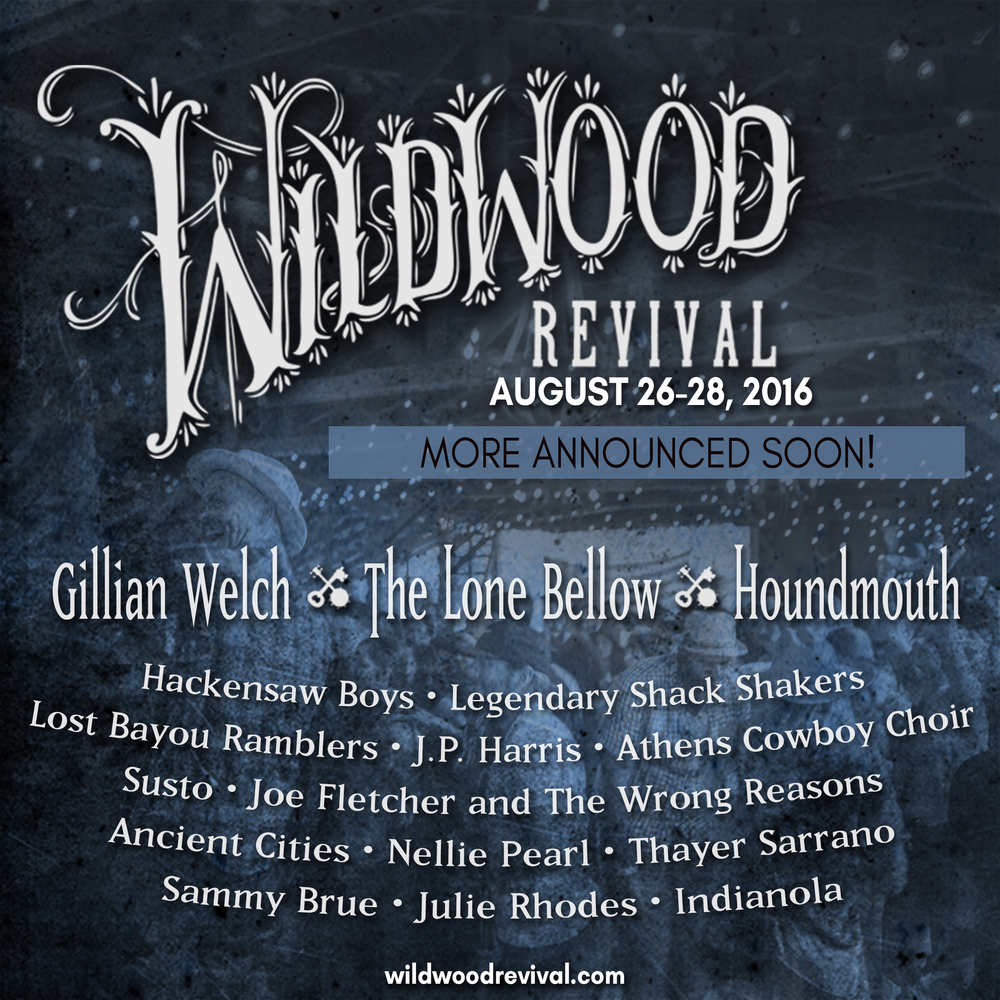 Wildwood<br>Revival