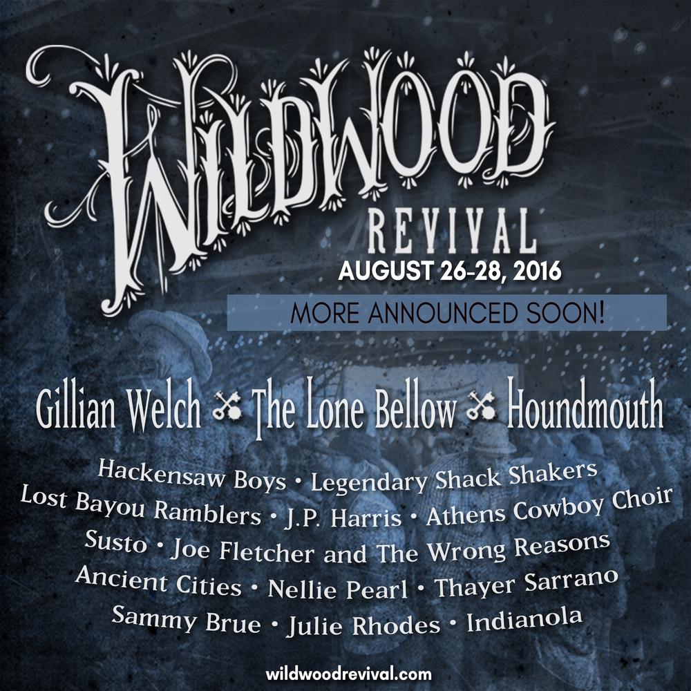 Wildwood<br>Revival