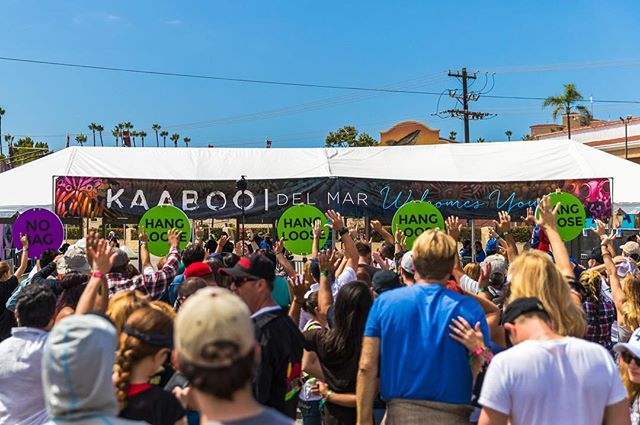 Gates are open for Day 2 of @kaaboodelmar #kaaboo - 📷: @alivecoverage