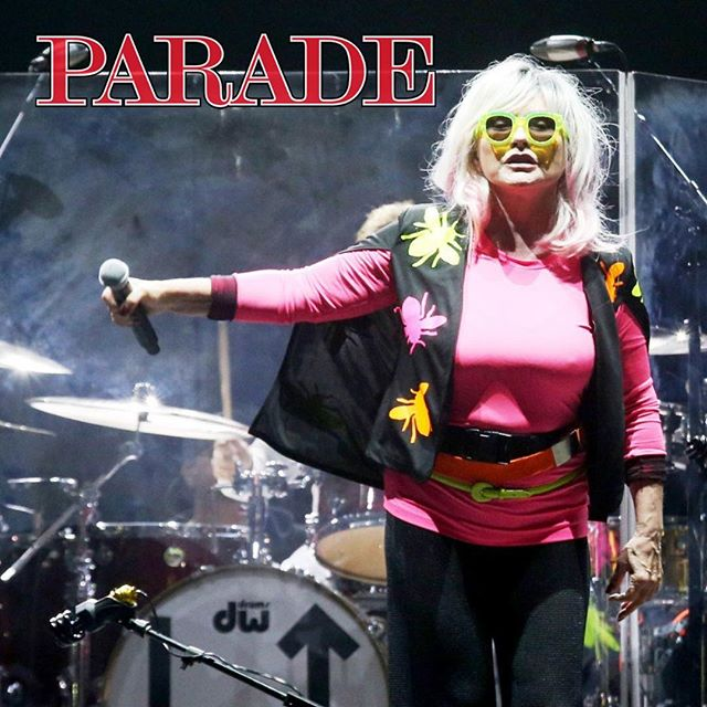 It was another incredible @kaaboodelmar but we couldn't have done it without the hard-working journalists and photographers covering the event. For the next 5 days, we'll be highlighting some of our favorite pics and stories from KAABOO Del Mar 2018, starting with this great pic of #debbieharry that appeared in @parademagazine. 📷by @garymillershoots #thankaphotographer