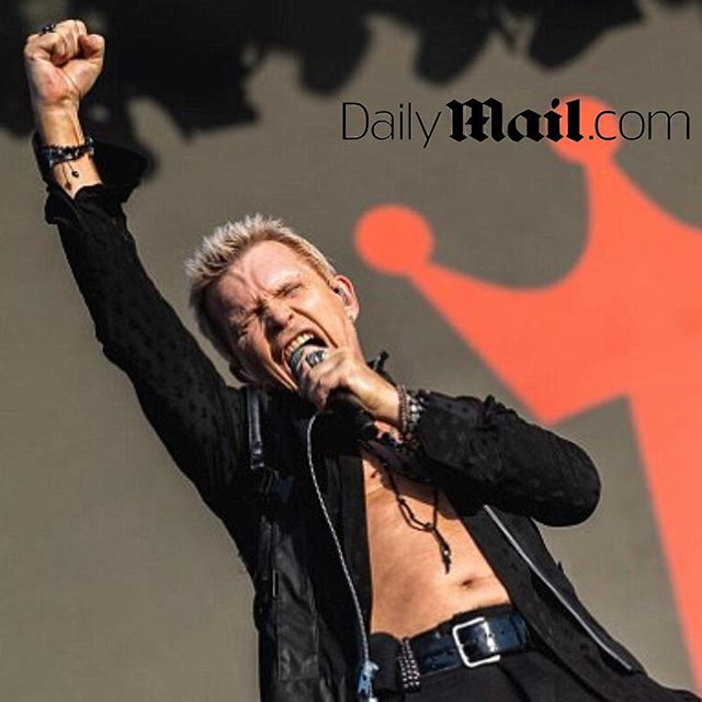 "We know. How could you NOT sing #rebelyell ?! Billy Idol knocked our socks off on Sunday afternoon with hit after hit! This gorgeous pic (📸 by @alivecoverage ) was featured in the UKs @dailymail - and even though they tend to focus on #celebritygossip #sideboobs, cheating husbands, and the like, #kaaboodelmar has stolen their hearts as an ""epic festival"". #thankyouross #thankareporter #billyidolforever"