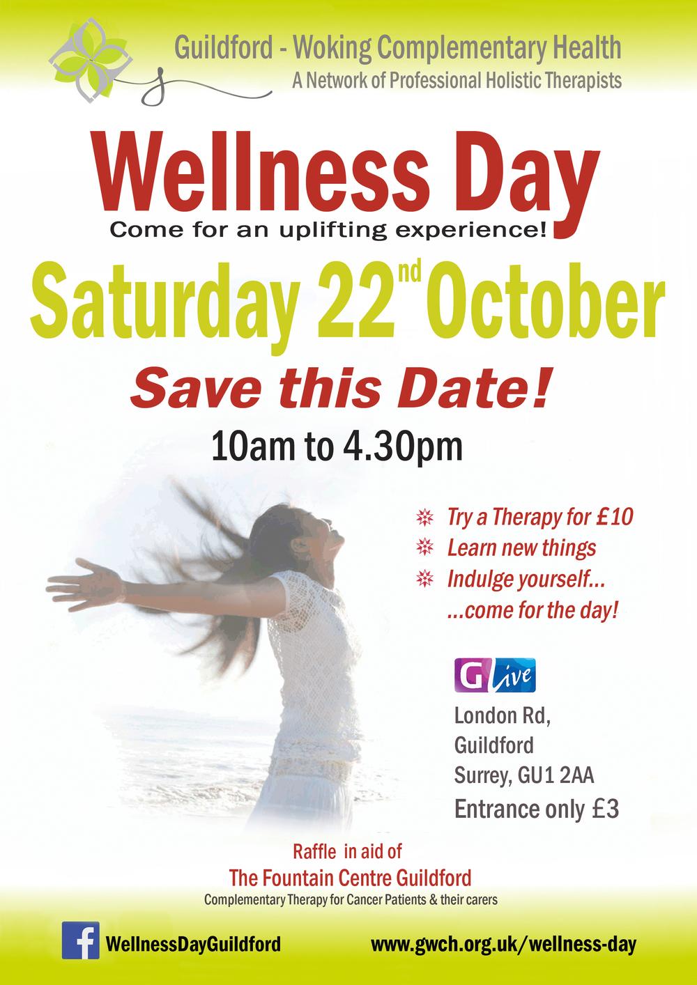 guildford surrey glive holistic and wellness event www.susanemma.com
