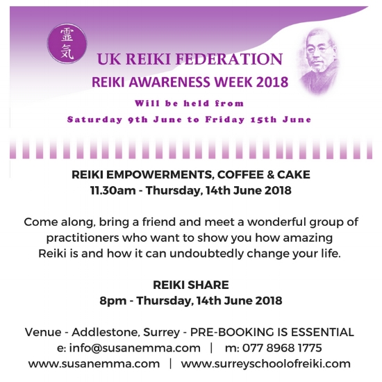 REIKI EMPOWERMENTS, COFFEE AND CHATS11.30am - Thursday, 14th June 2018Come along, bring a friend and meet a wonderful group of Reiki practitioners who want to show you how amazing Reiki is and how it can undoub (1).jpg