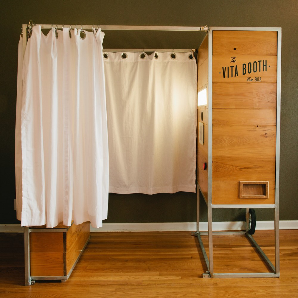 San Antonio and Hill Country Photo Booth Rental