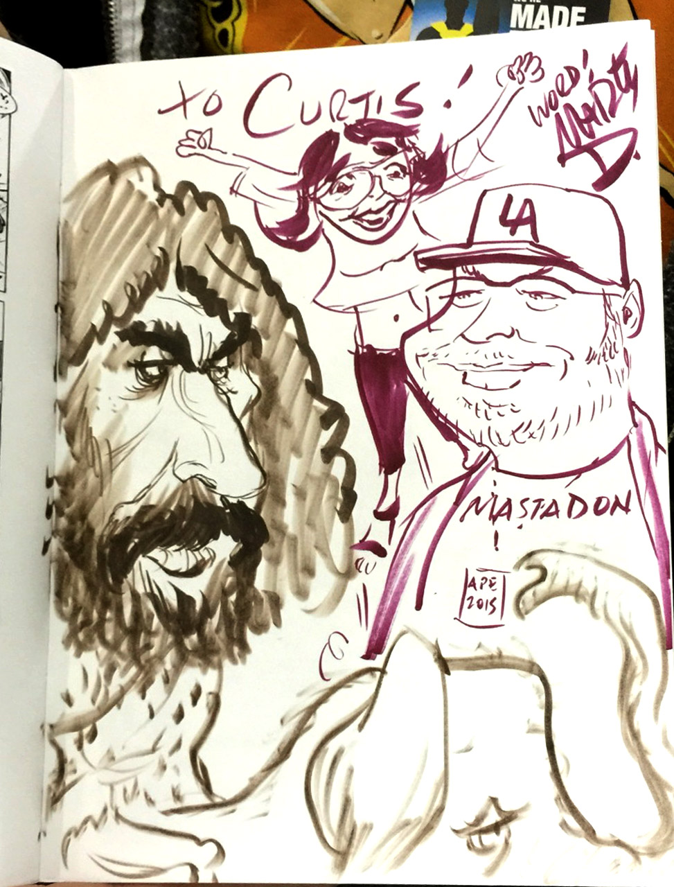 Zappa Mastadon