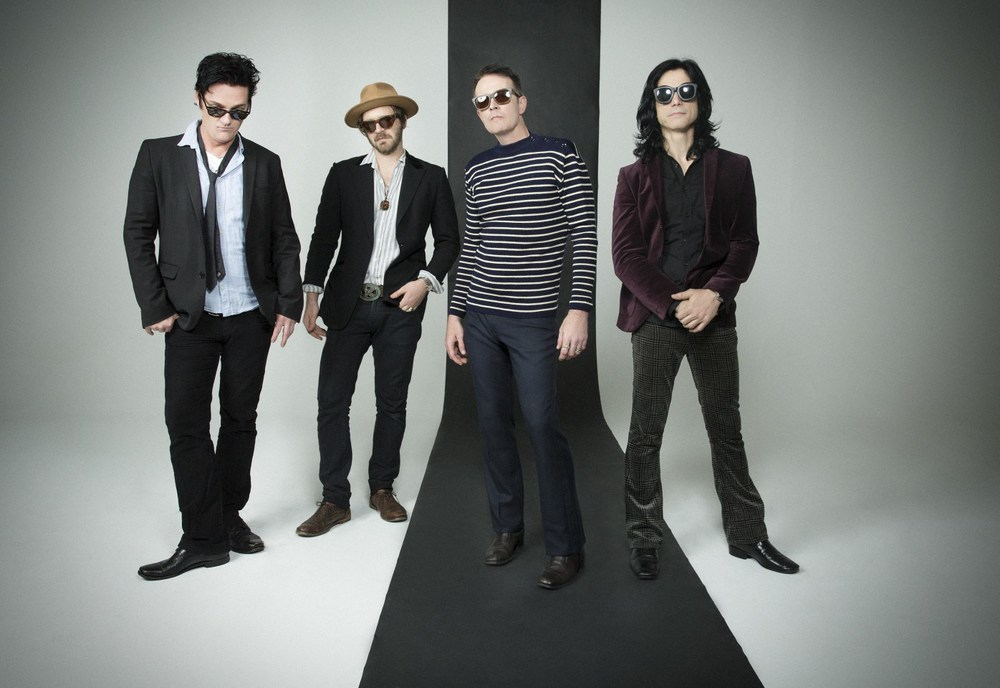 SCOTT WEILAND & THE WILDABOUTS