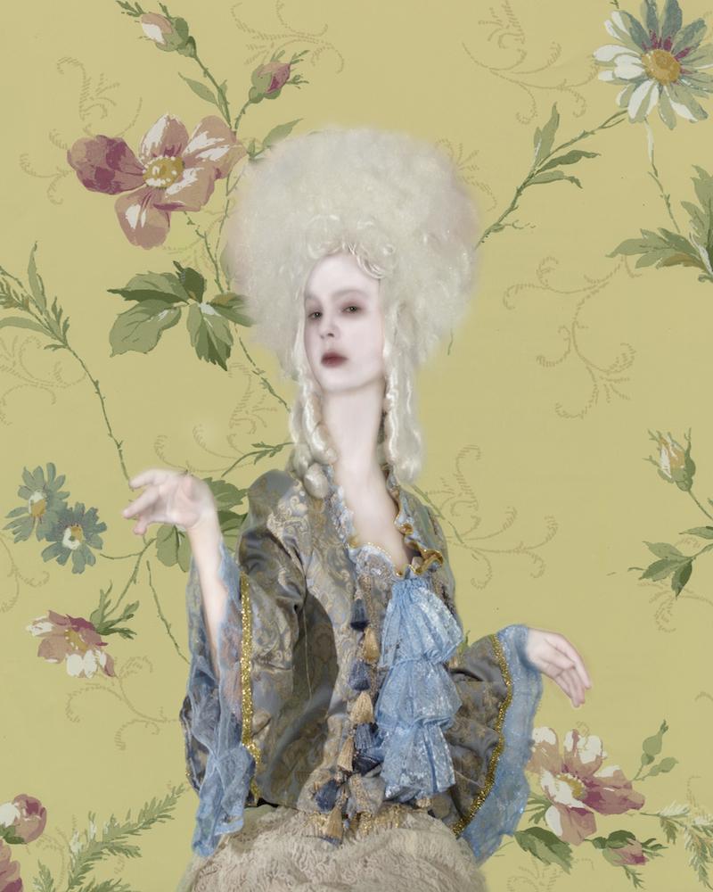 Brinlee:Self Portrait as Archduchess.jpg