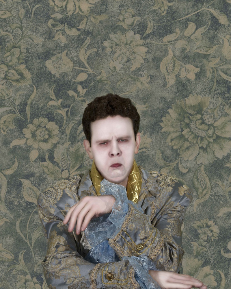Brinlee:Self Portrait as Archduke.jpg