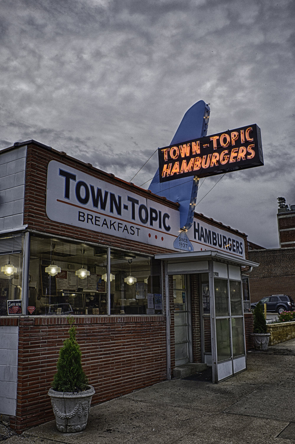 Town Topic | Kansas City, Missouri