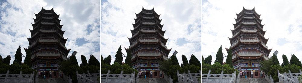 Pagoda HDR