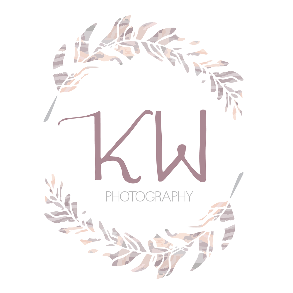 Kira Whitney Photography Feather Logo
