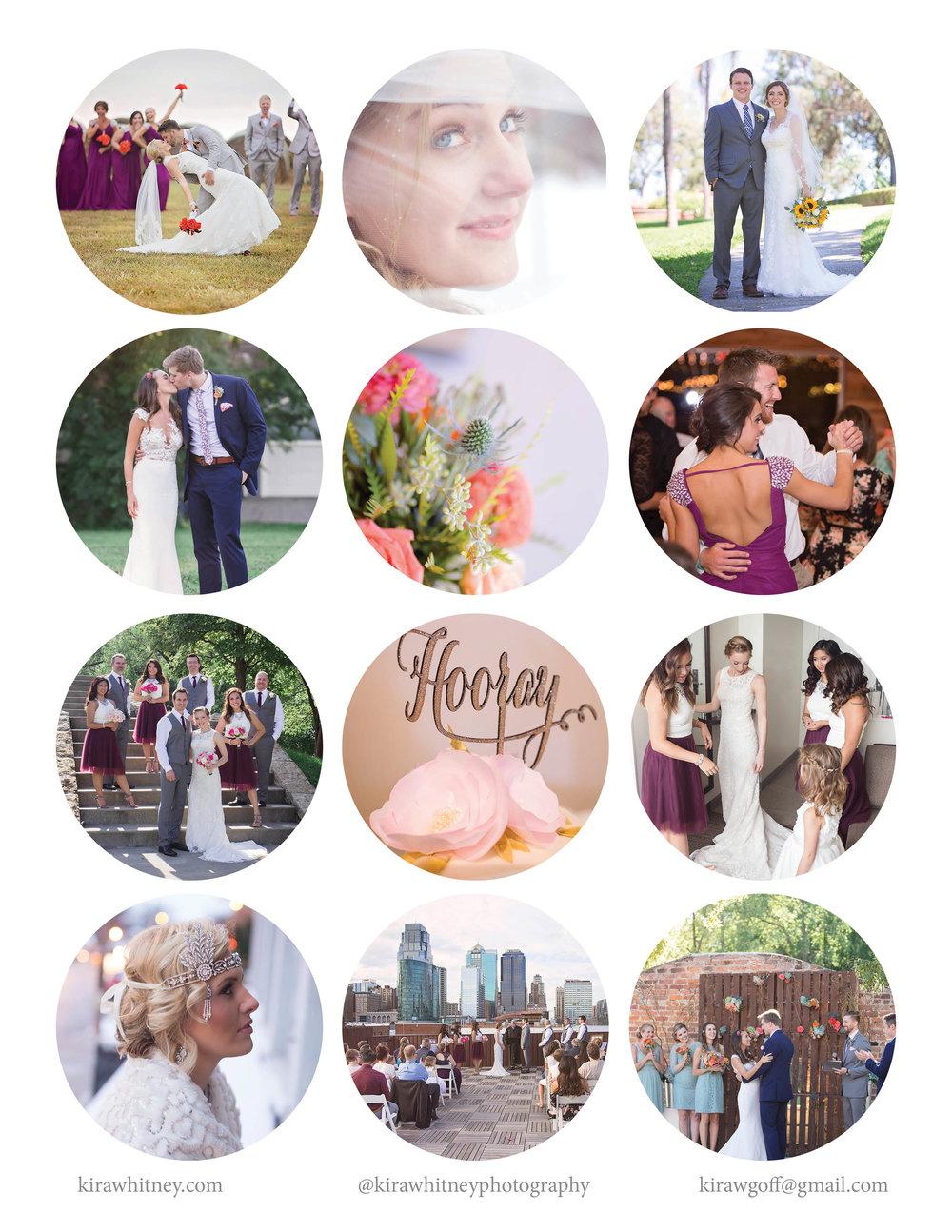 Circle Wedding Photos