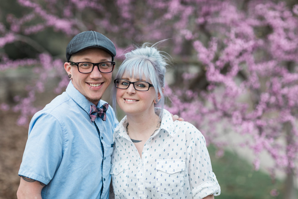 Loose Park Kansas City Family Photos