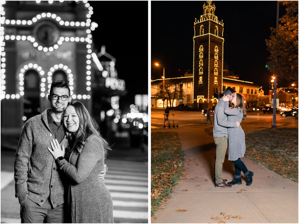 Kansas City Country Club Plaza Engagement Photographer 1.jpg