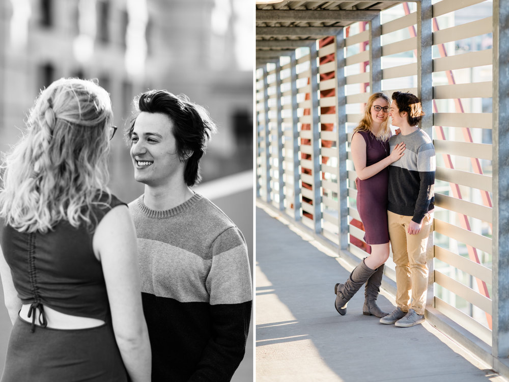 Downtown Kansas City Union Station Engagement Photo 2.jpg