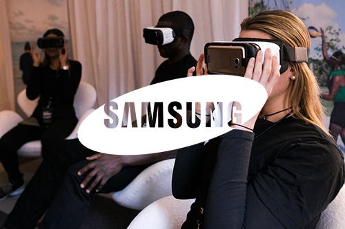 VR Install at Tribeca Film Festival