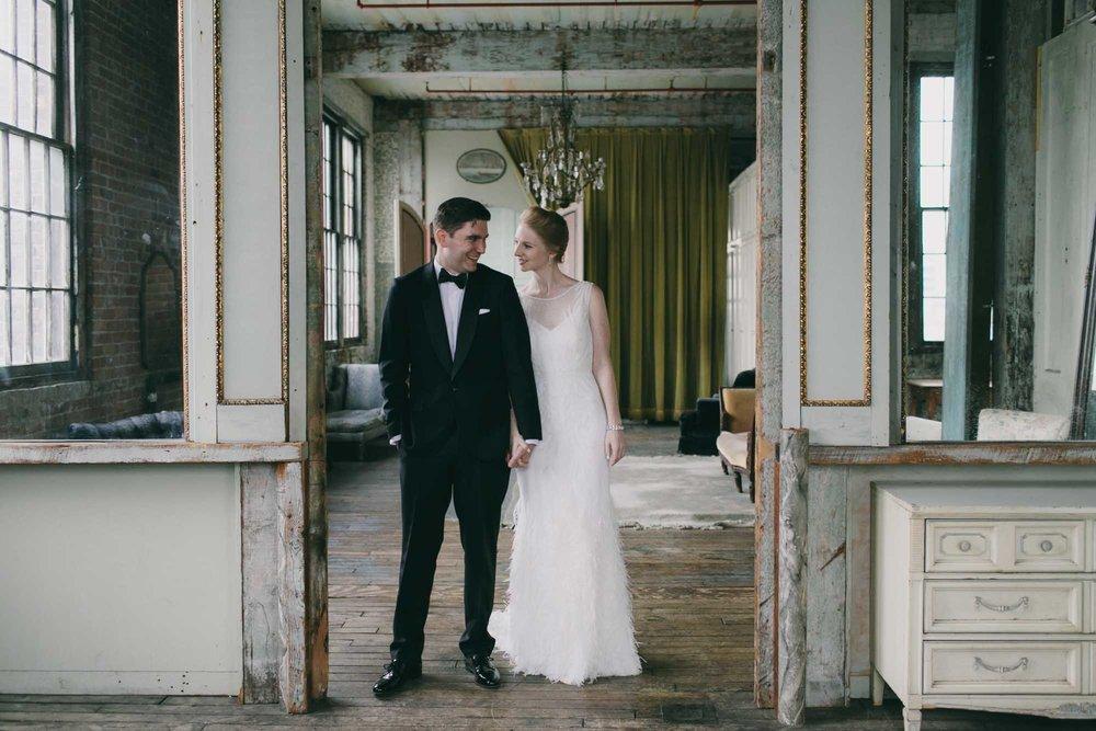 Metropolitan Building Wedding - Quyn Duong