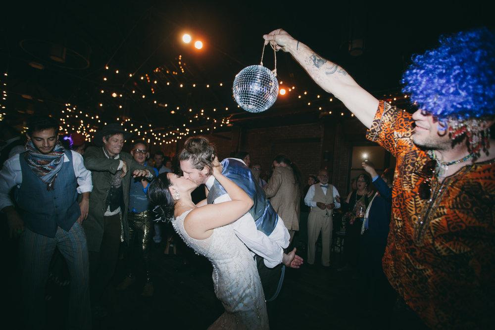 Quyn Duong Burning Man Carnival Wedding