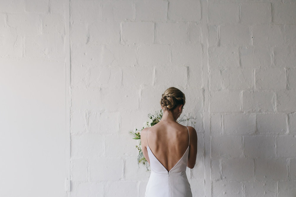 Alexandra Grecco Modern Brooklyn Wedding