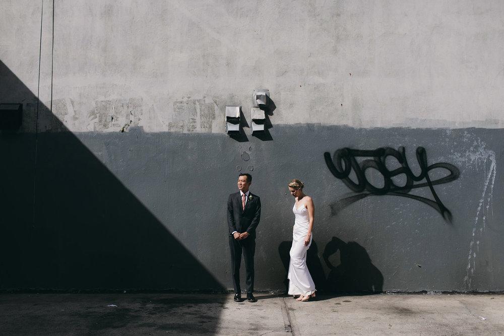 Modern Brooklyn Wedding Photography