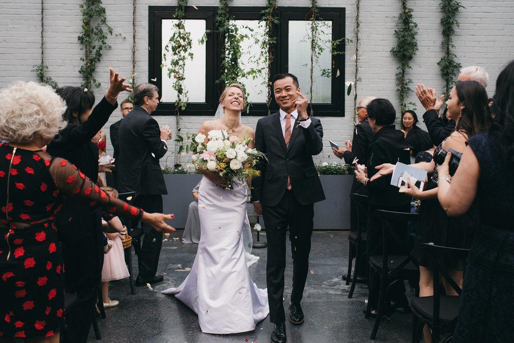 501 Union Modern Brooklyn Wedding Photography