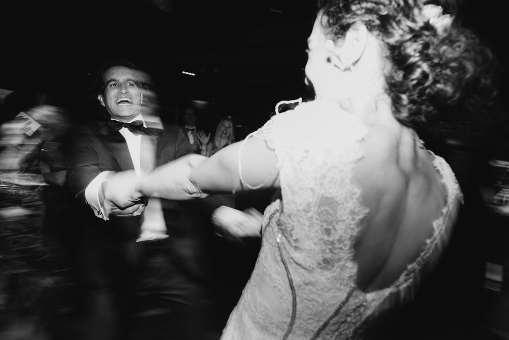Edison Ballroom Wedding Photographer