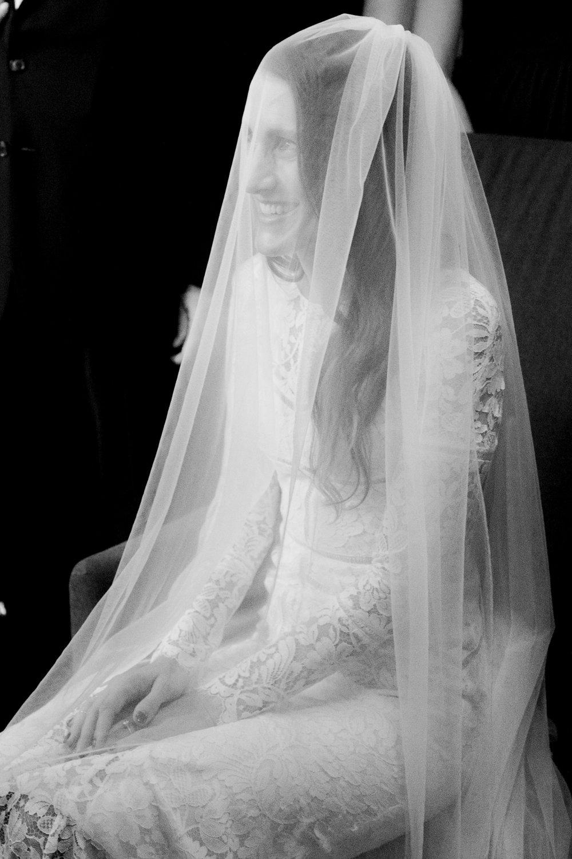 Bridal Portrait - Joni Anderson