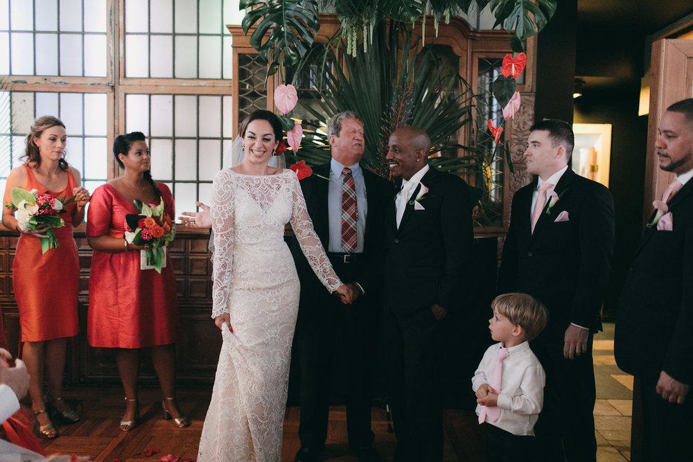 Barons Brooklyn Bar Wedding