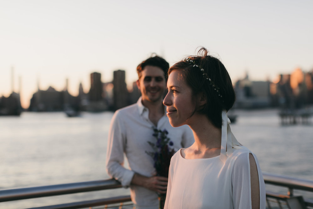 One Night Cereus Greenpoint Elopement