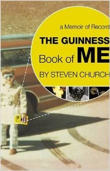 Steven's first book,    The Guinness Book of Me: a Memoir of Record   , was published in 2005 by Simon & Schuster and awarded a 2006 Colorado Book Award in Creative Nonfiction.