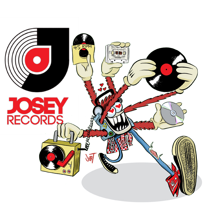 Client: Josey Records Kansas City