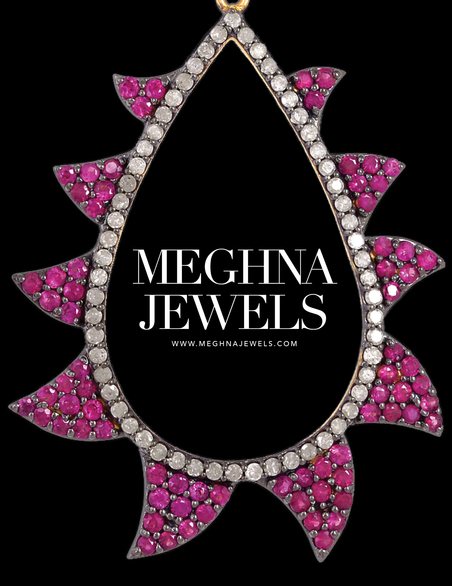 Luxury Designer Jewelry | Meghnajewels.com