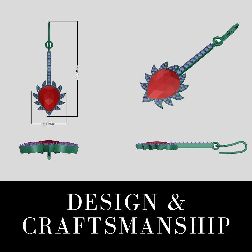 DESIGN & CRAFTSMANSHIP