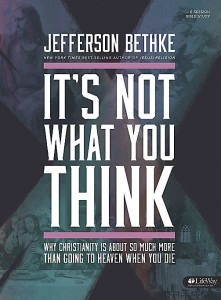 It's Not What You Think | Jefferson Bethke