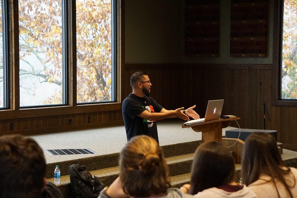 D.A. Teaching