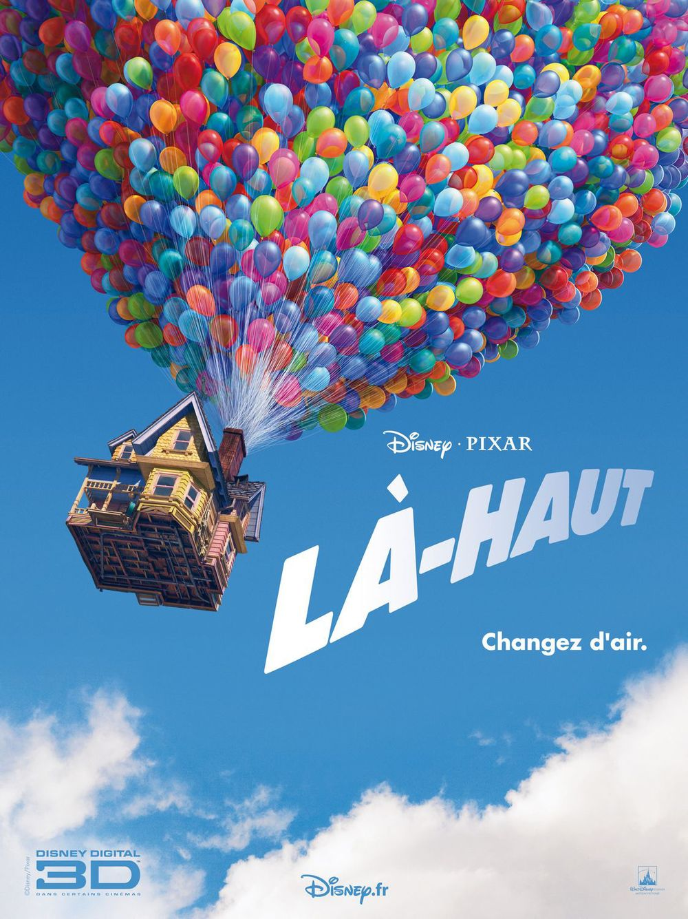 UP, 2009. ©Disney/Pixar.