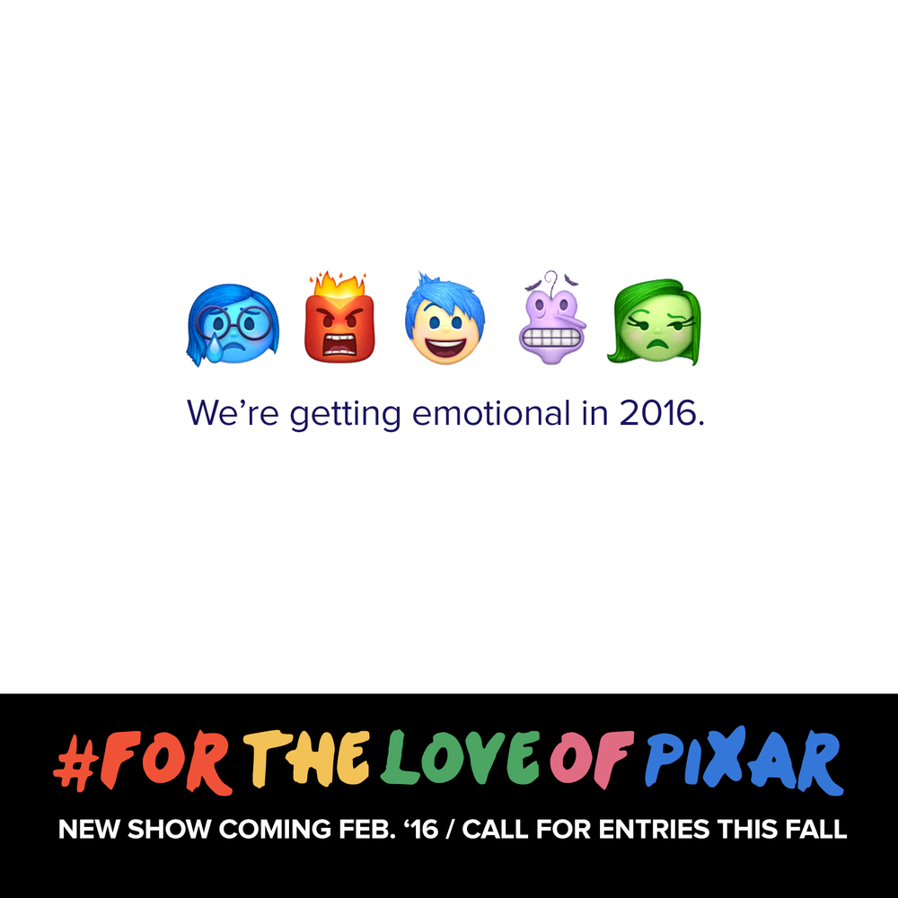 For The Love of Pixar February 2016