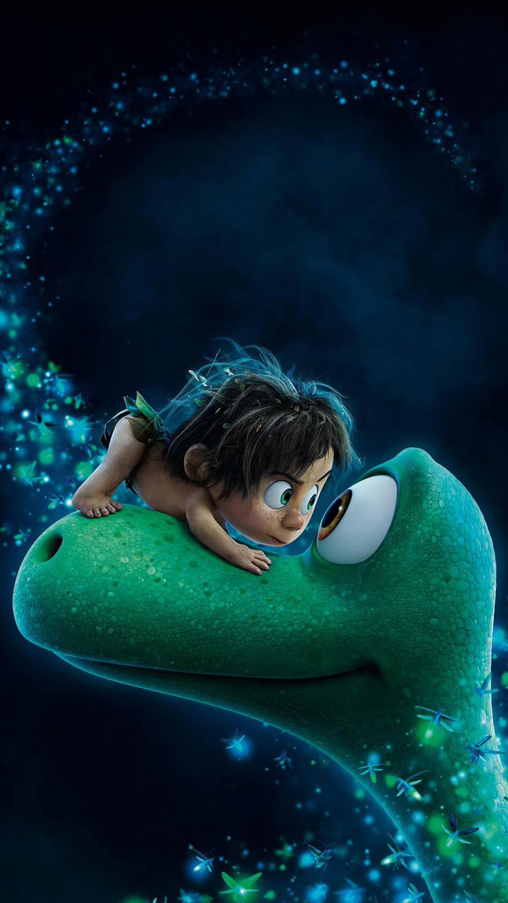 The Good Dinosaur: Downloadable Wallpaper for iOS & Android Phones For The Love of Pixar
