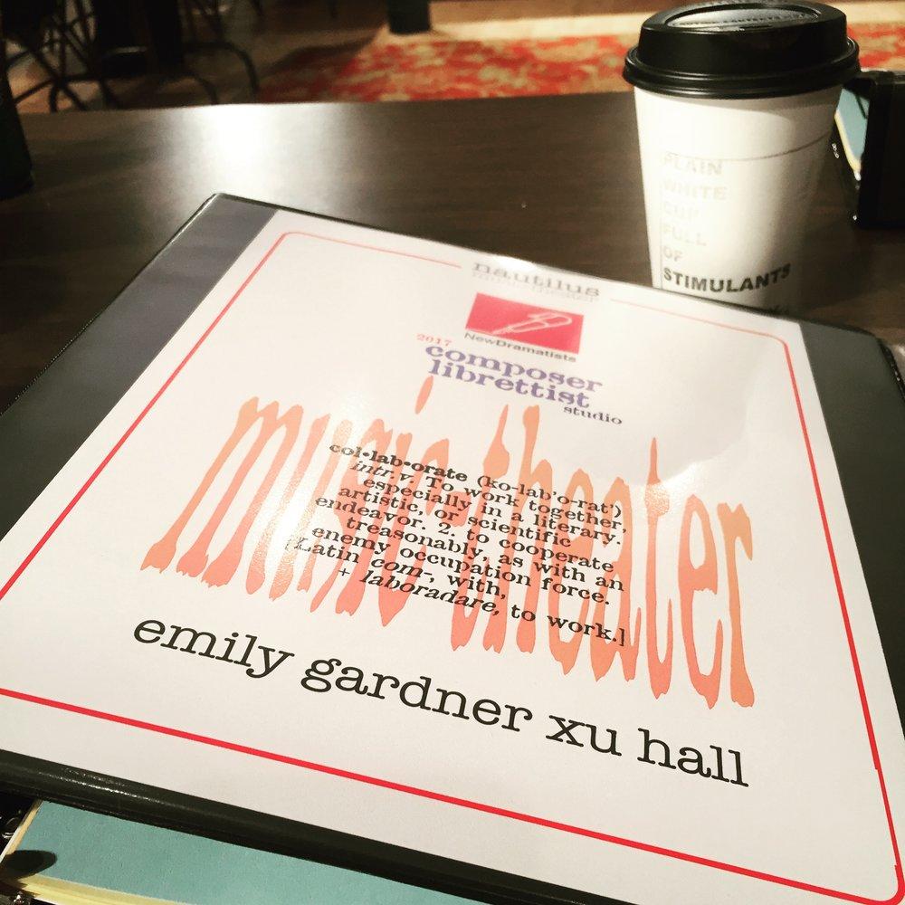 Folder Emily Gardner Xu Hall