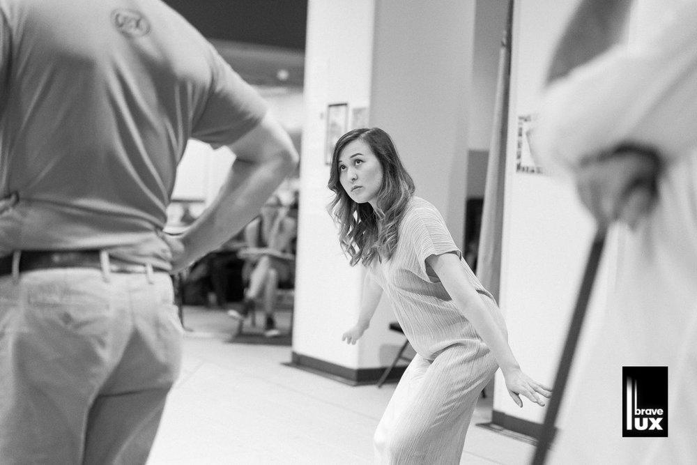 Nell Gwynn rehearsal Emily bow.jpg