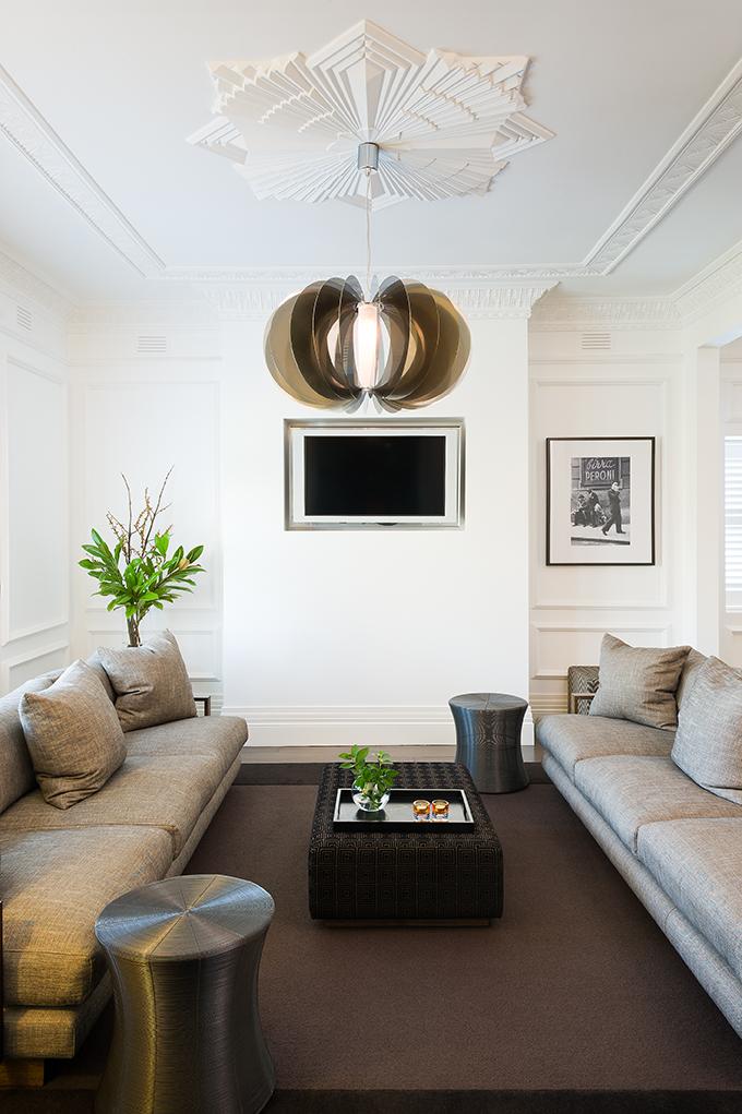 Interiors, Caroline's House