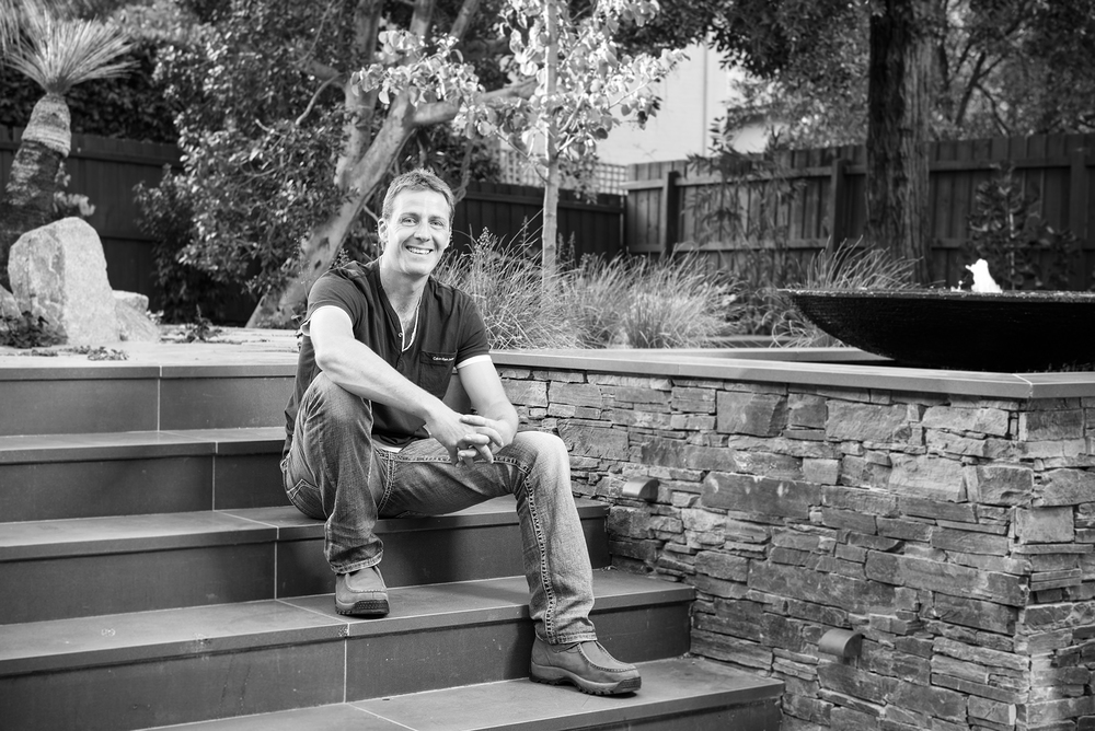 Portrait, Sean Dowling