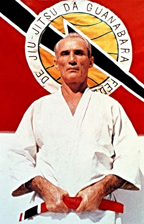 Brazilian Jiu-Jitsu and UFC pioneer, and founder, Helio Gracie. 10th degree Red Belt BJJ, 6th Dan Black Belt Judo.
