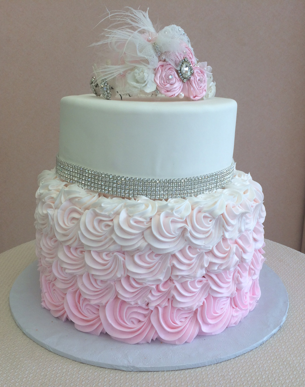 Tiered Cakes For All Occasions Sal Amp Dom S Pastry Shop