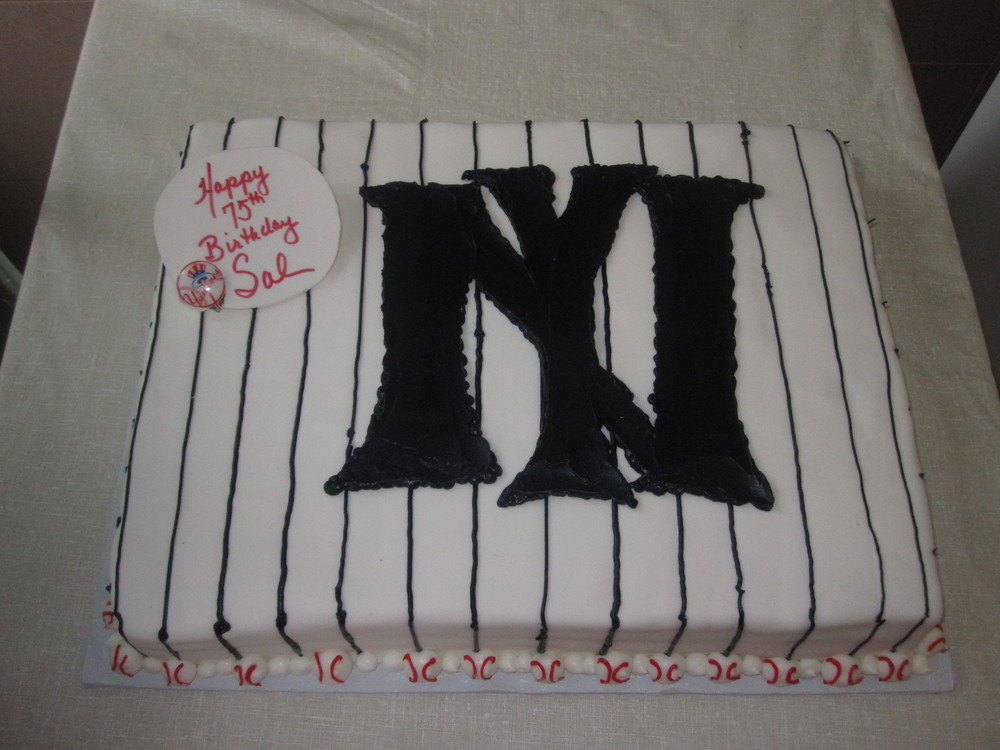 Baseball.Yankee Pinstripe. RF
